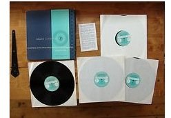 Boxed Set  5 Lps  Science And Health With Key To The Scriptures Talking Book Automatic Play 33 1 3 R P M