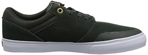 Etnies MARANA VULC - Zapatillas De Skate de cuero hombre verde - Grün (316/DARK GREEN)