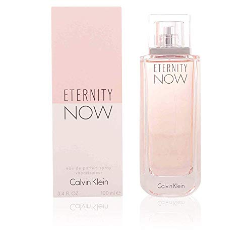 Calvin Klein Eternity Now Eau de Parfum Spray, 3.4 Fl Oz ()