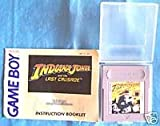 Indiana Jones and the Last Crusade Gameboy