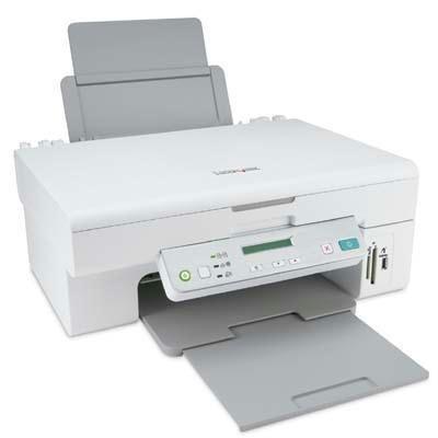 Lexmark X3470 Color All-in-One Inkjet Printer