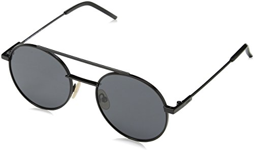 Sunglasses Fendi 221 /S 0807 Black / IR gray blue pz - Sunglasses 221