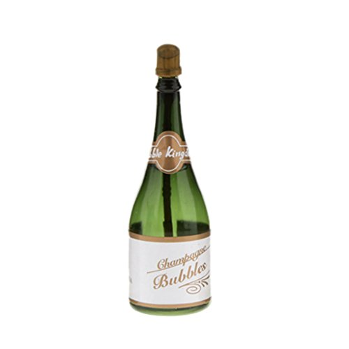 MagiDeal 24Pcs Mini Champagne Empty Bubbles Bottle Wedding Party Favors Reception New (Wedding Reception Bubbles)