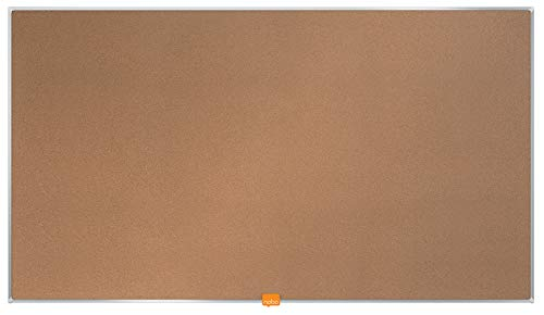 Nobo 1905307 40-Inch Nobo Widescreen Cork Noticeboard