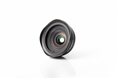 Wide HD Add-On Camera Lens RhinoShield - Professional 0.6 x 110° HD Wide Angle Screw-On Phone Camera Lens