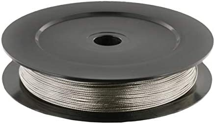 1001 Scotty Premium SS Replacement Downrigger Cable 300ft Spool for sale online