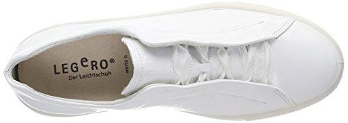 Legero Lima bianco Legero Donna Sneaker Sneaker Lima gqrqnwPdS