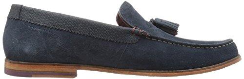 Ted Baker Mens Dougge Slip-on Loafer Blu Scuro
