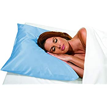 Amazon Com Betty Dain Satin Pillowcase With Zipper King