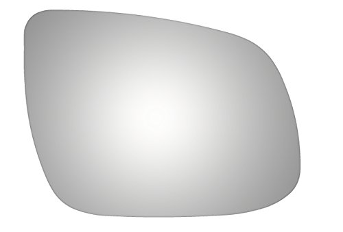 2015, 2016, 2017 Burco 5597 Convex Passenger Side Power Replacement Mirror Glass for 15-17 Chrysler 200