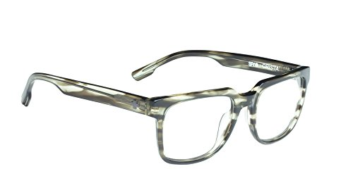 Spy Crista Crista Rectangular Eyeglasses,Dusk,52 - Optic Eyeglasses