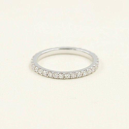 0.65 Ct Diamond Band - 8
