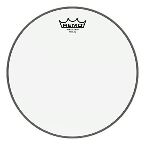 Remo SA0112-00 Hazy Ambassador Snare Drum Head - Snare Inch 12