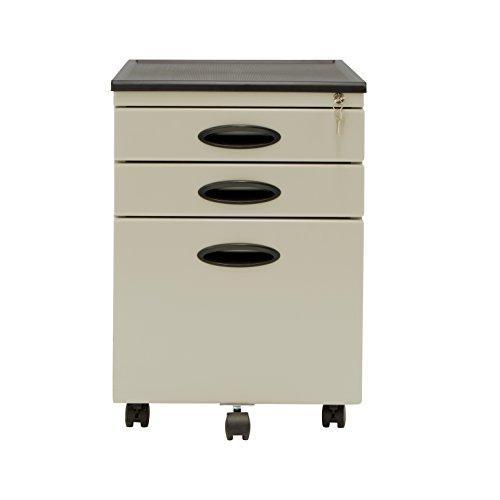 Studio Designs 51104 Calico Designs File Cabinet, Multicolor Mobile File Unit