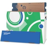 Trend Enterprises Poster Storage Box File N Save System (T-7009)