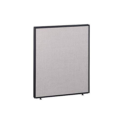 (Bush Business Furniture ProPanels - 42H x 36W Panel in Light Gray/Slate)