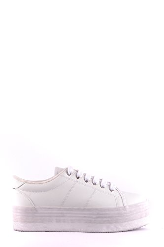 Jeffrey Campbell Mujer MCBI163017O Blanco Poliamida Zapatillas