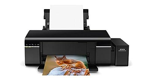 Epson L805 Impresora de inyección de Tinta Color WiFi - Impresora de Tinta (5760 x 1440 dpi, Black, Cyan, Magenta,Yellow, Paper Tray, 37 ppm, 38 ppm, ...