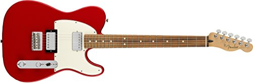 - Fender Player Telecaster HH Electric Guitar - Pau Ferro Fingerboard - Sonic Red
