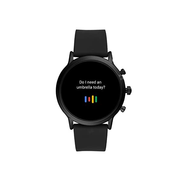 Fossil Smartwatch Gen 5 da Uomo Touchscreen con Altoparlante, Frequenza Cardiaca, GPS, NFC e Notifiche per Smartphone 6