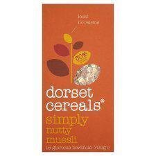 Dorset Cereals Simply Nutty Muesli - 700g by Dorset Cereals