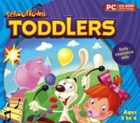 School Town Toddlers Educational Computer Game by SURPLUSOFT DISTRIBUT