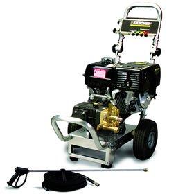 Karcher-HD-3540-P-AL-Cold-Water-Pressure-Washer-35-GPM-4-000-Psi-Aluminum-Frame-Black