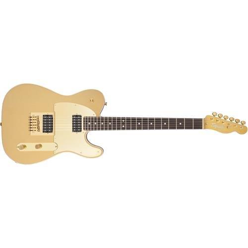 Squier John 5 Signature Telecaster - Gold Fender Telecaster Humbucker