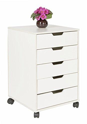 ts ideen rollcontainer aktenschrank kommode aufbewahrung schubladenturm schreibtisch. Black Bedroom Furniture Sets. Home Design Ideas