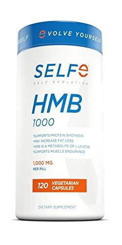 HMB 1000 Supplement (1000mg Per Pill) 120 Vegetarian Capsules