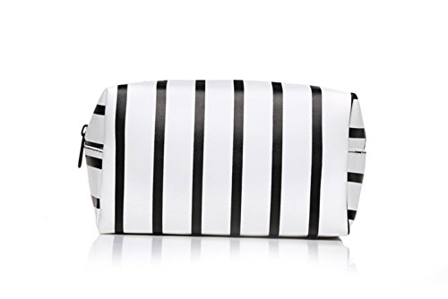 ZOONAI Cosmetic Toiletry Makeup Bag Pouch Travel Handy Organizer Case