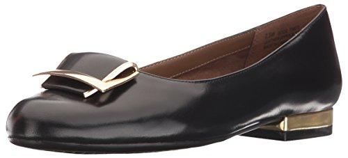 Aerosoles Vrouwen Goede Tijden Slip-on Loafer Zwart Leer