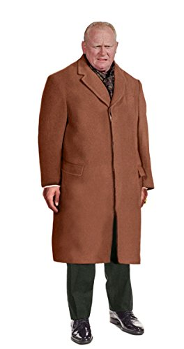 GOLDFINGER GERT FROBE JAMES BOND VILLAIN 007 LIFESIZE CARDBOARD STANDUP STANDEE CUTOUT POSTER FIGURE by Hollywoodprop