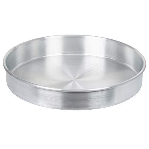 Tezzorio Aluminum Round Cake Pan, 12