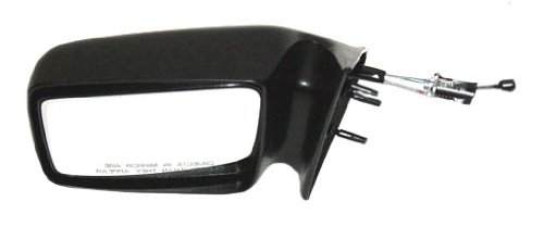 OE Replacement Dodge Dakota Driver Side Mirror Outside Rear View (Partslink Number CH1320164)