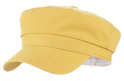 Women Newsboy Cap 8 Panels Beret Visor Gatsby Cabbie Hat Casual Autumn Winter Cap