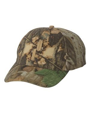 - Kati - Advantage Camouflage Cap - AD10 - Adjustable - Advantage Timber