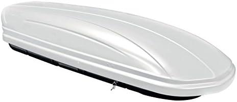 03-14 VDP Dachbox VDPMAA320 320 Liter abschlie/ßbar wei/ß 1T 5 T/ürer Dachtr/äger//Relingtr/äger LION2 kompatibel mit Volkswagen Touran I