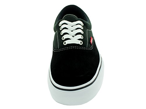 Gilbert P Scarpette Vans M red Crockett Black Sportive white vv4qtwOU