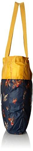 Herschel Packable Travel Tote Bag Duck Camo Paradise Hunt/Copper