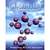 Chemistry: The Science in Context- Text Only, J.K, 0006159109