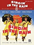 Singin' in the Rain: Deluxe 50th Anniversary Edition - P/V/G Songbook