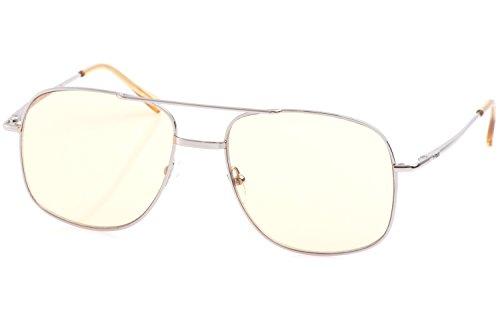 Rahmen hombre Violett Gafas Gläser zu para Silber Gelb sol FUNK selbsttönend de qwXOnIIR