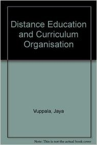 Distance Education and Curriculum Organisation