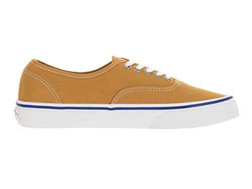 Ámbar Zapatillas Blanco Adulto Authentic Oro Unisex cierto Vans IC8fHx