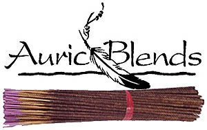 Auric Blends Incense (100 Sticks Auric Blends Egyptian Goddess Incense)