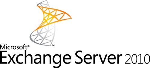 Microsoft Exchange Server 2010 Standard met 5 CAL's (Client Access License) – Alleen voor academisch gebruik