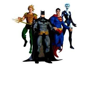 Superman/ Batman Series 7 Action Figure Set