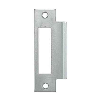 High Quality 4 7/8u0026quot; Zinc Plated Strike Plate (Large ...