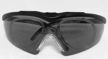 15799369c58d5 Oculos Protecao Msa Gull + Clip P Lentes De Grau Antiembacante c.a 18067